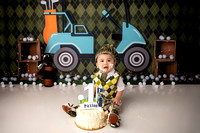 Paxton is ONE!