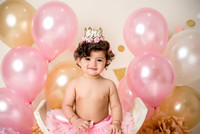 Gia is ONE!