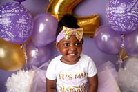 Amari is TWO!