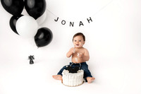 Jonah is ONE!